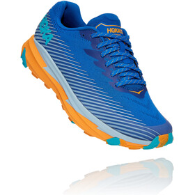 Hoka One One Torrent 2 Scarpe da corsa Uomo, turkish sea/saffron